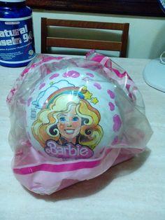 pallone Barbie con sacca