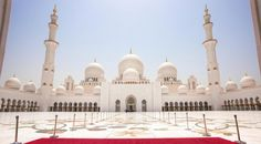 Top attractions in Abu Dhabi