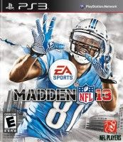 Madden NFL 13 - HOT Game - Order today and save $$: http://lifesabargain.net/madden-nfl-13/