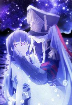 Re:Creators Shimazaki & Altair, by Kanda-Jump