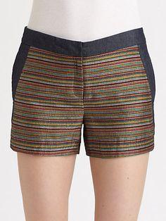 Sachin + Babi - Dispenza Shorts - Saks.com