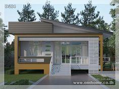 แบบบ้านมาใหม่,แบบบ้านชั้นเดียว,แบบบ้านสองชั้น,แบบบ้านสวย,รับสร้างบ้าน,แบบบ้าน,แบบบ้านมาใหม่,แบบบ้านราคาถูก,สร้างบ้านราคาถูก,สร้างบ้าน,รับเหมา,บ้าน, House Plans One Story, Small House Plans, House Floor Plans, Simple House Design, Modern Tiny House, Bungalow House Design, Home Design Plans, Home Hacks, Cozy House