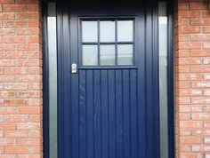 The DUBLIN Palladio Door with one side panels, with Satanized glass in Anthracite with bright chrome lever lever handle..  Single Palladio Door Collection with frame, lever lever handle, no letterbox, from €1600.00 fitted.  Palladio Door Collection with frame and ONE side panel from €1900.00 fitted.  Palladio Door Collection with frame and TWO side panels from €2350.00 fitted