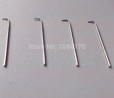 1 PC Wig Needle Pin Needle Tip 2-3 size  ventilating wig needle tip
