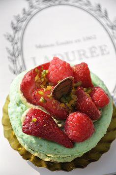Harmonie Pastry from LaDuree