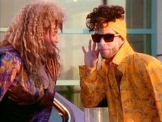 Prince and Rosie Gaines. I love these 2 together they make beautiful music