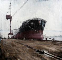 """Navy Yard"" 2015 - Valerio D'Ospina"