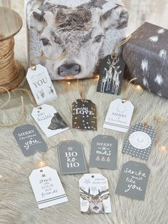 Beautiful gift tags are hard to find... Nordic House
