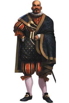Hedvend VI Warhammer Fantasy, Fantasy Rpg, Medieval Fantasy, Dark Fantasy, Warhammer Empire, Fantasy Character Design, Character Design Inspiration, Character Concept, Character Art