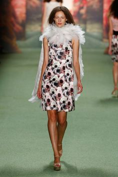 Pin for Later: Entdeckt alle Trends der Berlin Fashion Week in nur 5 Minuten Tag 1: Marc Cain