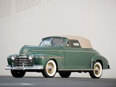 1941 Oldsmobile Special-66 Convertible