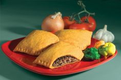 Caribbean Food Delights Jamaican Beef Patties