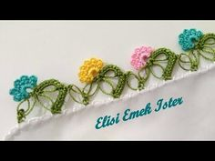 Crispy PIT un modelo de encaje de ganchillo - Tiğ İşi Dantel Oya Modelleri Knitting Videos, Knitting Stitches, Knitting Socks, Crochet For Beginners, Sewing For Beginners, Double Crochet, Crochet Lace, Diy 2019, Plus Size Formal
