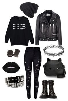 Best Outfit Styles For Women - Fashion Trends Cute Emo Outfits, Bad Girl Outfits, Teen Fashion Outfits, Teenager Outfits, Edgy Outfits, Mode Outfits, Grunge Outfits, Emo Fashion, Cute Emo Clothes