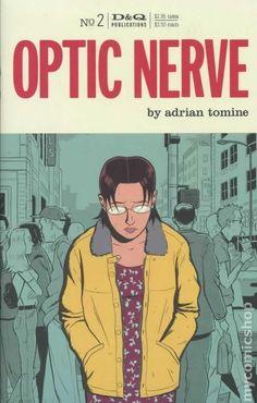 Optic Nerve 1995 Drawn Quarterly 1st Printing 2 VF | eBay