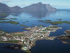 Höfn in Iceland www.survivingiceland.com #traveling #iceland #europe