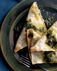 Baked Broccoli Ravioli Recipe on Food & Wine