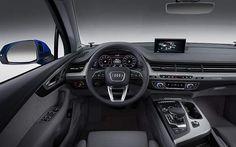 2016 Audi RS7 interior
