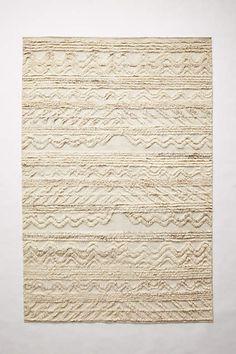 Textured Stillwater Rug - anthropologie.com 9x12 $1000