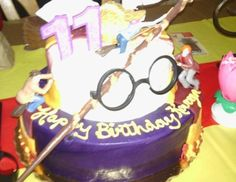 Karyn' s 11 th Harry Potter Birthday Party & Sleepover - Harry Potter