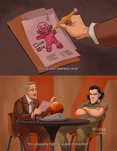 Loki Tv, Marvel Jokes, Marvel Funny, Marvel Dc Comics, Marvel Avengers, Thor, Wanda Marvel, Marvel Fan Art, Loki God Of Mischief
