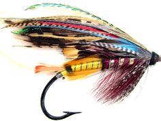 Jim Fowler's vintage collection of Salmon and Spey flies are hand tied using rare bird feathers and detail. Fly Fishing Lures, Trout Fishing Tips, Salmon Fishing, Fishing Life, Sea Fishing, Gone Fishing, Magnet Fishing, Fishing Box, Saltwater Fishing