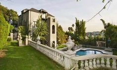 Katy Perry and Russell Brand's house