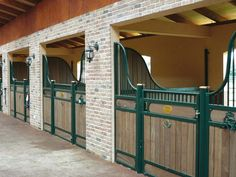 Horse Stalls, Horse Barns, Old Barns, Horses, Dream Stables, Dream Barn, Wooden Toy Barn, Barn Layout, Riding Stables