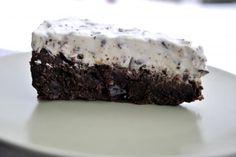 Lisas bakeblogg: Brownies med frosting | GIRL:IT