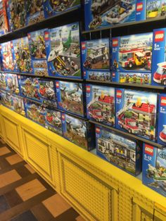 Harrods - Knightsbridge - London - Toys - Fixtures - Layout - Landscape - Customer Journey - Lifestyle - Visual Merchandising - www.clearretailgroup.eu