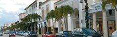 Luxury Shopping at Worth Avenue (Palm Beach, Florida)
