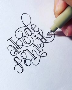 I don't really do lowercase letters for this style, but a few people asked for them, so here it is! A flourishy, wavy version that I will… Creative Lettering, Lettering Styles, Graffiti Lettering, Brush Lettering, Hand Lettering Alphabet, Calligraphy Letters, Modern Calligraphy, Calligraphy Borders, Doodle Alphabet