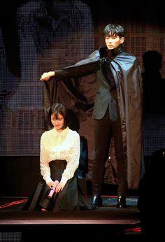 Lee Jun Ki Appears as Surprise Guest at IU's Taipei Concert and Re-enacts Rain and Cape Scene from Moon Lovers Hong Jong Hyun, Lee Jong, Lee Jun Ki, Scarlet Heart Ryeo Cast, Jin, Kang Haneul, Joo Hyuk, Moon Lovers, Joon Gi