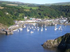 Fishguard, West Wales
