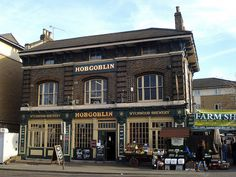 Hobgoblin, New Cross, London SE14 by Kake Pugh, via Flickr
