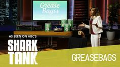 Grease Bags Shark Tank Pitch by LaTangela Newsome https://www.investivate.com/grease-bags/ #GreaseBags #SharkTank #Business #Entrepreneur