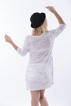 Tunic, Sweaters, Collection, Dresses, Fashion, Tunics, Fashion Styles, Sweater, Dress