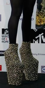 Problems Afoot With Celebrity Shoe Choices