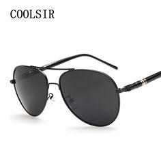>> Click to Buy << Brand Round Metal Frame Goggles Sunglasses Men Retro Polarized Sunglasses Outdoor Fishing Glasses Male Driving Lunette De Soleil #Affiliate