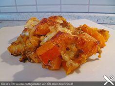 Saftiger Kürbis-Gnocchi Auflauf, ein raffiniertes Rezept aus der Kategorie Gemüse. Bewertungen: 196. Durchschnitt: Ø 4,5.