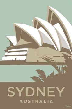 Steve Read Sydney £240 framed Advance Australia Fair, Sydney Australia, Reading Art, Vintage Travel Posters, Art Google, Graphic Art, Graphic Design, Retro, Places To See
