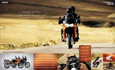 anúncio moto Honda - Pesquisa Google