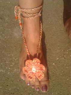 Ravelry: ediebeadie's Barefoot Sandals