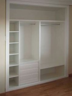 closet layout 84372193006196650 - Bedroom Small Space Layout Closet Organization Ideas Source by crissanti Bedroom Closet Design, Master Bedroom Closet, Bedroom Wardrobe, Wardrobe Design, Wardrobe Closet, Closet Designs, Closet Doors, Bedroom Small, Small Closet Design