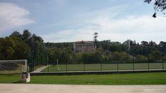 Campos de jogos do Centro Desportivo Nacional do Jamor.