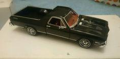 1968-Chevrolet-El-Camino-SS-396-1-24-Danbury-Mint-rar