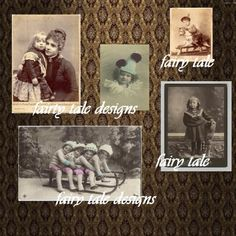 This digital collage of victorian children is a great addition to your scrapbook or can be used for altered art projects.  You can print this as much as you want, there is no limit to how you can use it. The images are all from public domain, therefore where taken before 1921. After purchase this will be emailed to you within 24 hours and is in jpeg format, it is a large 800 by 800 pixels.  All I ask is that you do not resell this image in the form it is in, in digital format.