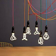 Designer Light bulbs