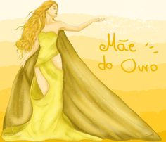 Lendas brasileiras - Mãe-do-Ouro