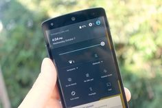 A hidden feature in Android Marshmallow lets you add, remove, and rearrange shortcuts in the Quick Settings tray. Marshmallow, Blackberry, Tray, Android, Phone, Blackberries, Telephone, Phones, Mobile Phones